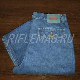 Брюки Rifle джинсовые